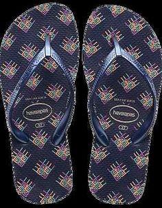 b0e89c1a7 Havaianas Wedge Slip On Flip Flops for Women