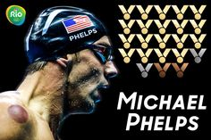 NBC Olympics ‏@NBCOlympics  9h9 hours ago Michael Phelps is in a league of his own. #Rio2016  USA Swimming, Michael Phelps and U.S. Olympic Team