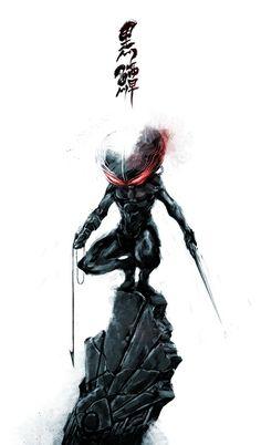 Black Manta by naratani on deviantART Arte Dc Comics, Fun Comics, Anime Comics, Comic Book Heroes, Comic Books Art, Comic Art, Comic Villains, Dc Comics Characters, Superhero Characters