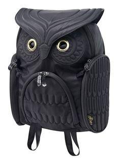 【楽天市場】【送料無料】【smtb-ms】【MORN CREATIONS】OWL Classic Bag Pack(Black)アウルクラッシックバックパック(M):MowLift