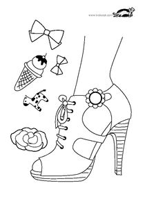 find this pin and more on baju kurung high heels colouring page