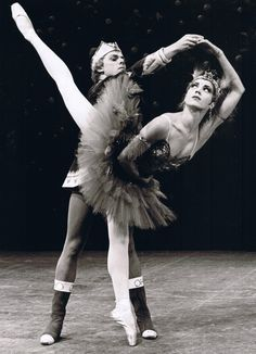 Dutch National Ballet | Dutch National Ballet  Maria Koppers and Simon André - The Firebird, 1967