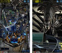 Alien vs. Flipper: ecco il nuovo gioco dedicato alla saga di Alien