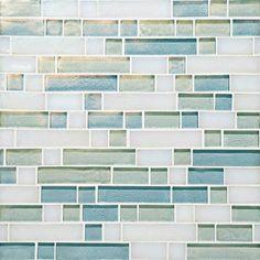 DAYLIGHT SKY BLEND GO09 Random Linear Mosaic Blends