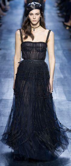 Christian Dior Fall '17 RTW.