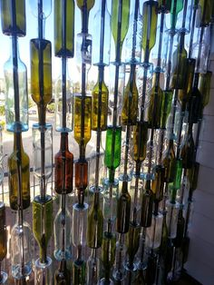 23 Simply Breathtakingly Ingenious Wine Bottle Crafts For Magical Households
