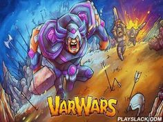 Varwars  Android Game - playslack.com , concept over your own empire and make it grow. Get the assets you need, diversify your municipality and create a mighty military. In this game for Android you'll have to preserve your empire from assaults of thiefs and many other foes. finish work and regulate your forces on the tract. Increase the person of the empire and strengthen your military. ambush the populating  empires and attempt combating  other players. Join a clan and act in competitions…