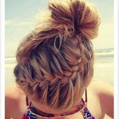 Summer Up Do. Another one of my favorites