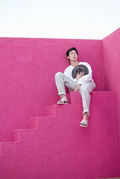 Korean Male Actors, Asian Actors, Boho Grunge, Asian Love, Japanese Men, Drama Korea, Lee Jong, Bae, Boyfriend Material
