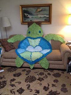 Turtle Rag Quilt Made from Simplicity Pattern #2493 | Quilts ... : turtle rag quilt - Adamdwight.com