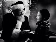 Natalie Wood  in ''Miracle On 34th Street'',1947