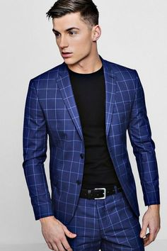 Nice Casual Outfits For Men, Stylish Mens Outfits, Men Casual, Smart Casual, Trendy Suits, Casual Winter, Casual Summer, Summer Outfit, Blazer Outfits Men