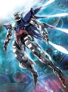 Gundam Digital Artworks Part 3 Gundam Exia, Gundam Astray, Gundam 00, Gundam Wing, Gundam Toys, Gundam Wallpapers, Gundam Mobile Suit, Unicorn Gundam, Gundam Seed