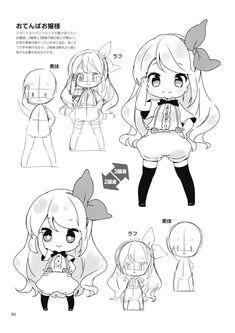 데포르메 eye makeup video in tamil - Eye Makeup Anime Drawing Books, Anime Drawings Sketches, Kawaii Drawings, Cute Drawings, Chibi Sketch, Anime Sketch, Chibi Drawing, Chibi Body, Wie Zeichnet Man Manga