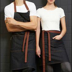 f6f3f1685716 Resultado de imagen para uniforme de cocina rustico Bartender Uniform