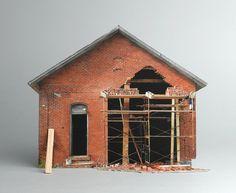 Ofra Lapid - Broken Houses, 2010