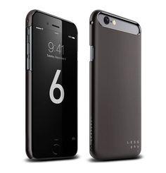 LESSphy Ultraslim Aluminum Snapcase for iPhone 6