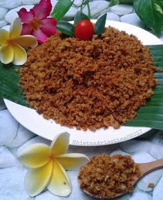 Indonesian Cuisine, Fish And Seafood, Grains, Beef, Homemade, Foods, Cooking, Food Food, Kochen