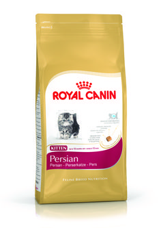 During the growth period, the kitten's digestive system remains immature and continues developing gradually. PERSIAN KITTEN contains a specific combination of nutrients which helps maintain the Persian kitten's digestive health.