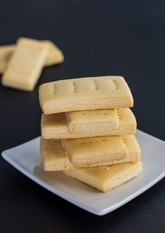 Classic Shortbread Cookies: it only takes 3 ingredients to make these mouthwatering shortbread cookies.