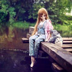 Smart Doll Mirai Suenaga by jane_kolyadintseva