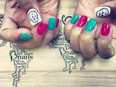 Nail salon in Amarillo & Hereford – Customer satisfaction guaranteed Diy Nails, Swag Nails, Anchor Nails, Cute Simple Nails, Best Nail Salon, Sugar Skull Design, Basic Nails, 4th Of July Nails, Rose Nails