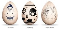 Eggshell Carvings by Gary LeMaster   Oddity Central - Collecting Oddities