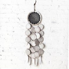 Michele Quan designs and sculpts handmade ceramic art & objects for the home and garden rooted in the visual symbols of Eastern iconography. Art Object, Yard Art, Ceramic Art, Wind Chimes, Stoneware, Objects, Design Inspiration, Wall Decor, Pottery