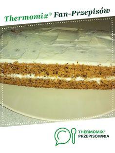 Ciasto marchewkowe jest to przepis stworzony przez użytkownika stopa. Ten przepis na Thermomix<sup>®</sup> znajdziesz w kategorii Słodkie wypieki na www.przepisownia.pl, społeczności Thermomix<sup>®</sup>. Vanilla Cake, Baking, Cakes, Food, Thermomix, Bread Making, Patisserie, Essen, Cake