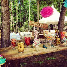A Southern Rustic Barn Wedding