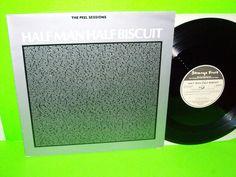 HALF MAN HALF BISCUIT STRANGE FRUIT JOHN PEEL SESSIONS VINTAGE VINYL LP 1988  #AlternativeIndie HALFMANHALFBISCUIT