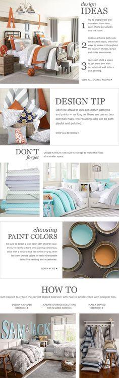 Decorating Girls Room & Girls Bedroom Design Ideas   Pottery Barn Kids