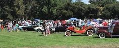 10th Annual Vintage Vehicles and Family Festival Palo Alto, California  #Kids #Events