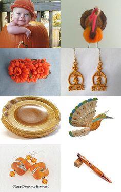 Pumpkin festival by Irina on Etsy--Pinned with TreasuryPin.com