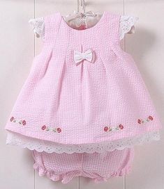 Hot new baby girl cute dresses plaid bowknot kids summer baby clothing sets dess… Toddler Dress, Baby Dress, Little Girl Dresses, Girls Dresses, Baby Outfits, Kids Outfits, Wholesale Baby Clothes, Baby Suit, Frocks For Girls