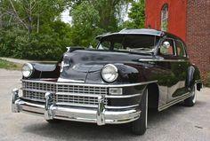 1947 Chrysler Windsor 4 Door
