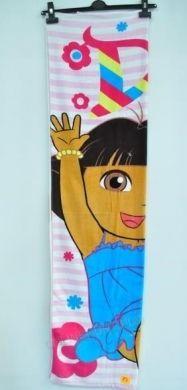 Ręcznik plażowy dziecięcy Dora OE4220  _A12  (70x140)