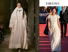 Fabulously Spotted: Astrid Bergès-Frisbey Wearing Chanel - 39th Deauville Film Festival 'Snowpierce' Premiere & Closing Ceremony - http://www.becauseiamfabulous.com/2013/09/astrid-berges-frisbey-wearing-chanel-39th-deauville-film-festival-snowpierce-premiere-closing-ceremony/