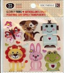 K&Company    Clearly Yours    KaZoo Layered    by sagebrush12, $2.50