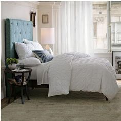 Bedroom inspiration from West Elm