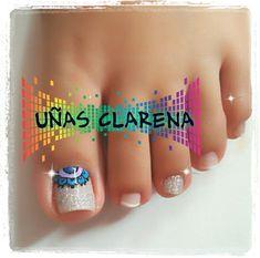 Cute Toe Nails, Cute Toes, Baby Shower Favors, Nail Arts, Tattoo Drawings, Pedicure, Class Ring, Nail Designs, Ad Hoc