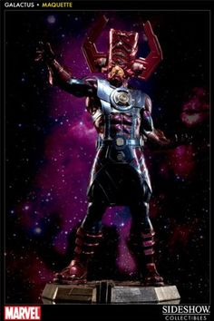 Marvel Galactus Maquette by Sideshow Collectibles Marvel Comics, Marvel Heroes, Marvel Avengers, Galactus Marvel, Marvel Statues, Marvel Entertainment, Sideshow Collectibles, Silver Surfer, Comic Book Heroes