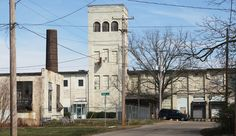 This is the JJ Rogers building in downtown Tupelo. It was the original cotton mill in Mill Village. Photo courtesy of the Northeast Mississippi Daily Journal.