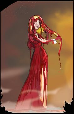 Carrie White They are all gonna laugh at you by didouchafik on DeviantArt