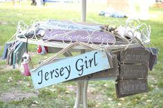 We all love a Jersey Girl