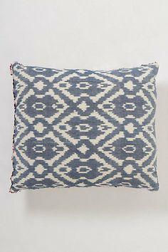 Bohemian Sparkle Pillow #anthropologie