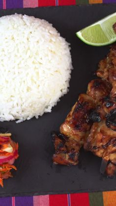 You'll flip over this Filipino BBQ chicken. Serve it with rice and you've got yourself a finger-licking good meal!