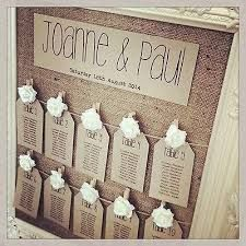 Rustic/Antique Framed Vintage/Shabby Chic Wedding Table Seating Plan in Home, Furniture & DIY, Wedding Supplies, Other Wedding Supplies Wedding Table Seating, Wedding Table Numbers, Reception Seating, Reception Ideas, Diy Wedding, Rustic Wedding, Wedding Ideas, Hessian Wedding, Wedding Reception