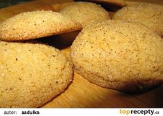 Skořicové cookies recept - TopRecepty.cz