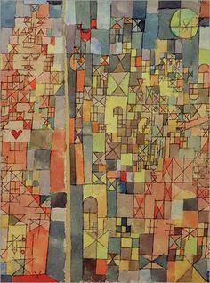paul klee artwork - Google Search